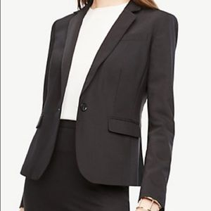 Ann Taylor one-button blazer - worn once!